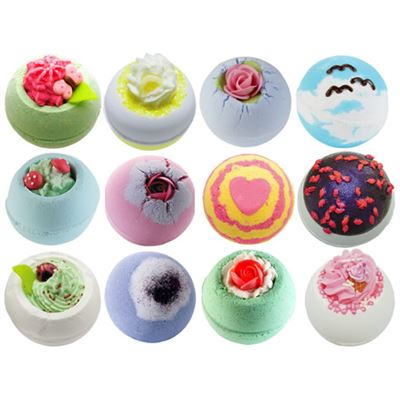 Bath Blaster Gift Set Of TWELVE